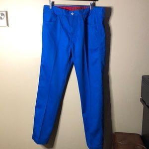 Levi's sta-prest 513 pants